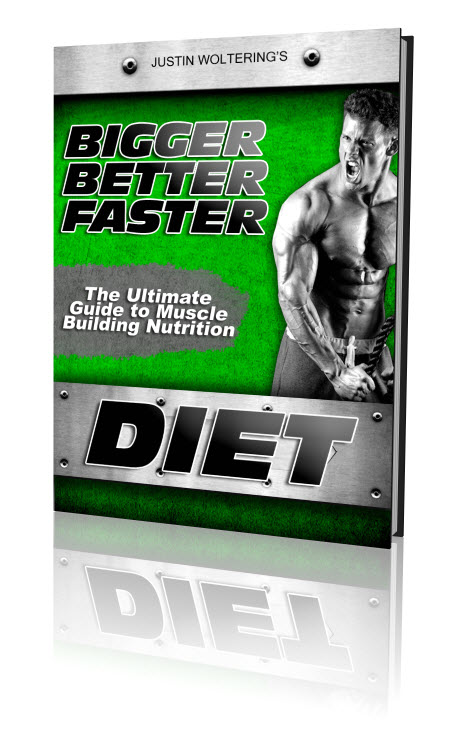 Bigger-Better-Faster-Diet Book