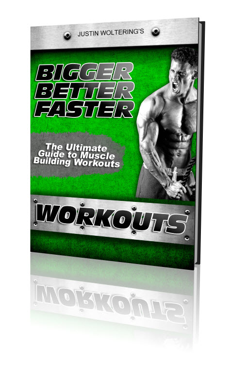 Bigger-Better-Faster-Workout Book